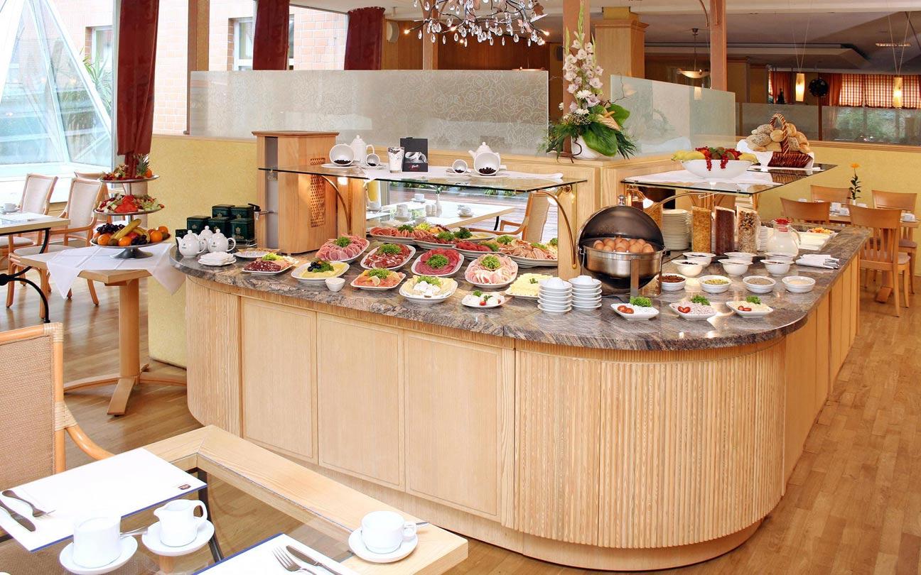 Frühstück Hotel Merseburg